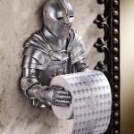 Рыцарь, подающий бумагу