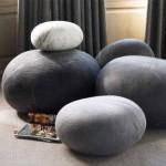большие камни - валуны
