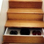 Лестница - тумбочка