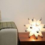 Светильник из лампочек