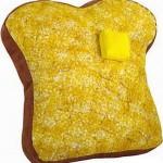 тост с маслом