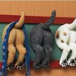 Вешалка - собачки