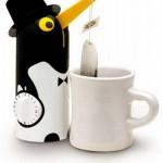 Заварник механический для пакетиков чая
