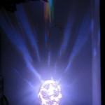 """светильник """"Листопад"""""""