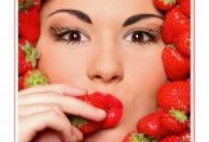 Ягодные и фруктовые масочки для лица